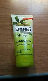 Dm - Balea Olive - Handcreme