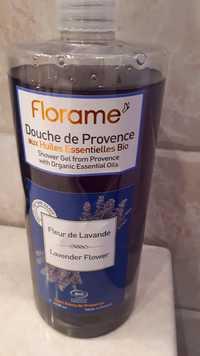 FLORAME - Douche de Provence aux huiles essentielles bio - Fleur de lavande