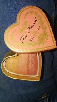 TOO FACED - Sweetheart perfect flush blush