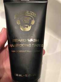 Beardilizer - Shampooing barbe à l'aloe vera et à la kératine