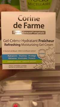 Corine de Farme - Gel crème hydratant fraîcheur