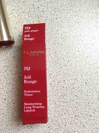 Clarins - 753 joli rouge à lèvres