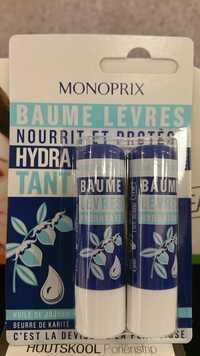 Monoprix - Baume lèvres hydratant
