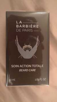La Barbière de Paris - Beard care - Soin action totale