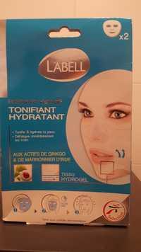 LABELL - Masque visage tonifiant hydratant