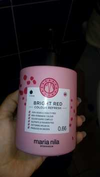 MARIA NILA - Colour refresh bright red