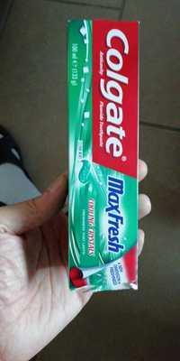 Colgate - Max fresh - Toothpaste