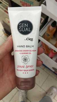 Cien - Sensual Asian spirit - Hand balm