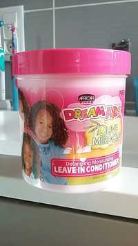 African Pride - Dream kids Olive miracle - Leave-in conditioner