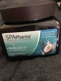 SPA PHARMA - Coconut & vanilla - Body scrub
