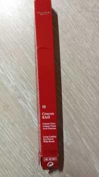 Clarins - 10 crayon yeux longue tenue avec pinceau