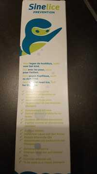 Sinelice - Prevention - Shampooing anti-poux doux pour les enfants
