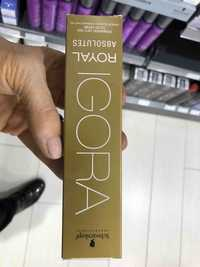 Schwarzkopf - Igora royal absolutes - Crème de coloration permanente anti-âge