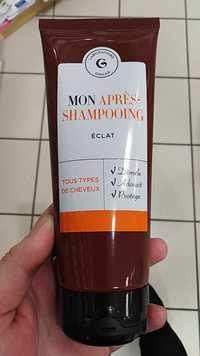 LABORATOIRE GIPHAR - Mon après-shampooing - Éclat