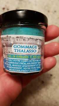 MA KIBELL - Thalasso - Gommage au Sel de Guérande et aux Algues