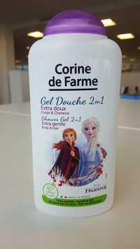CORINE DE FARME - Disney Frozen II - Gel douche 2 en 1 extra doux
