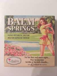 The balm - Balm springs - Blush longue tenue