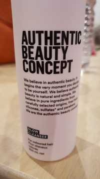 Authentic beauty concept - Glow cleanser