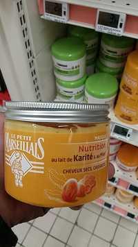 Le petit marseillais - Masque nutrition au lait de karité et au miel