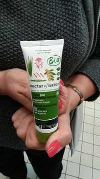 Les Cosmétiques Design Paris - Nectar of nature - Crème jour hydratation délicate bio