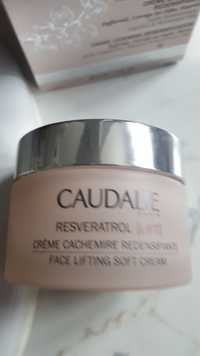 CAUDALIE PARIS - Resveratrol [Lift] - Crème cachemire redensifiante