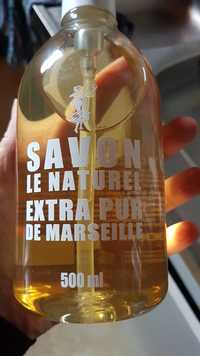 Savon le naturel - Extra pur de Marseille