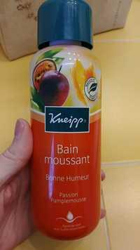 Kneipp - Bonne humeur passion pamplemousse - Bain moussant