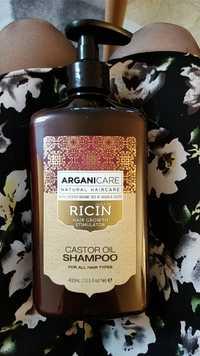 ARGANICARE - Ricin bio - Castor oil shampoo