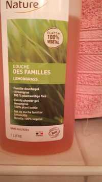 Douce Nature - Douche des familles lemongrass