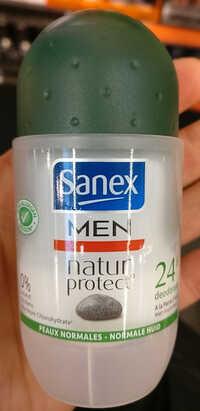 SANEX - Men natur protect 24h
