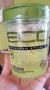 ECO STYLE - Ecostyler - Olive oil styling gel
