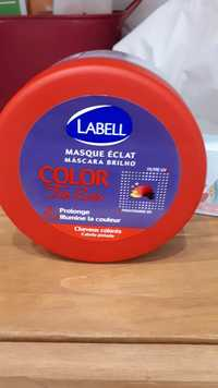LABELL - Color for ever - Masque éclat