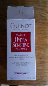Guinot - Masque hydra sensitive