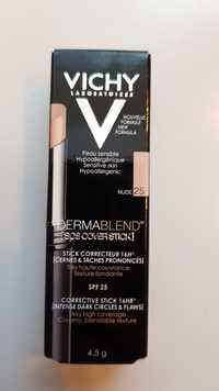 VICHY - Dermablend - Stick correcteur 16H SPF 25 - Nude 25