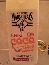 Le petit marseillais - Ma pause coco-ning - Douche crème hydratante