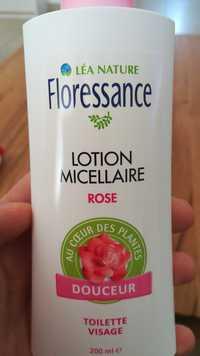 Léa Nature - Floressance - Lotion micellaire rose