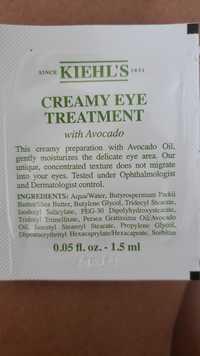 Kiehl's - Creamy eye treatment