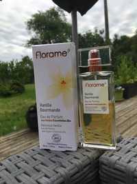 FLORAME - Vanille gourmande - Eau de parfum aux huiles essentielles bio