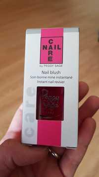 Peggy Sage - Nail blush - Soin bonne mine instantané