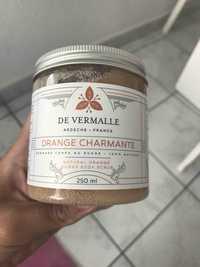 DE VERMALLE - Orange charmante - Sugar body scrub