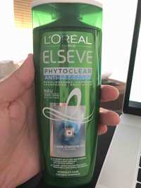 L'ORÉAL - Elsève Phytoclear - Shampooing régulateur