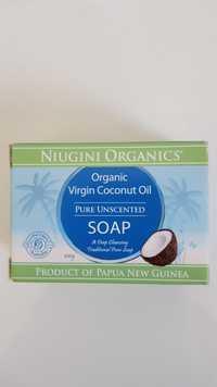 NIUGINI ORGANICS - Organic virgin coconut oil - Soap
