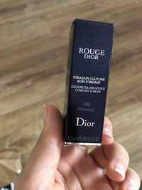 DIOR - Rouge Dior - Couleur couture soin fondant 060 première