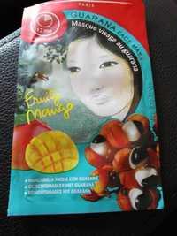 L'ACTION - Masque visage au guarana