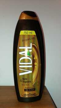 Vidal - Argan oil - Nutre & Rigenera body wash