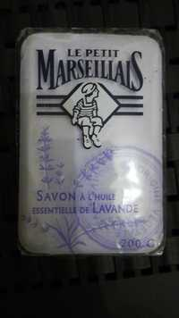 Le petit marseillais - Savon à l'huile essentielle de lavande