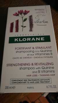 KLORANE - Fortifiant & stimulant shampooing