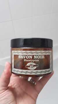 LA MAISON DU SAVON DE MARSEILLE - Eucalyptus à l'huile d'Argan - Savon noir