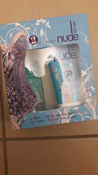 NUDE - For her - Eau de parfum et body lotion