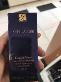 Estee Lauder - Double Wear - Teint longue tenue SPF 10